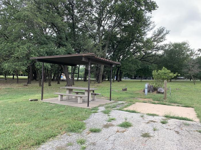 Site 39 Holiday Campground