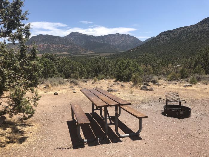 Baker Dam CampsiteCampsite