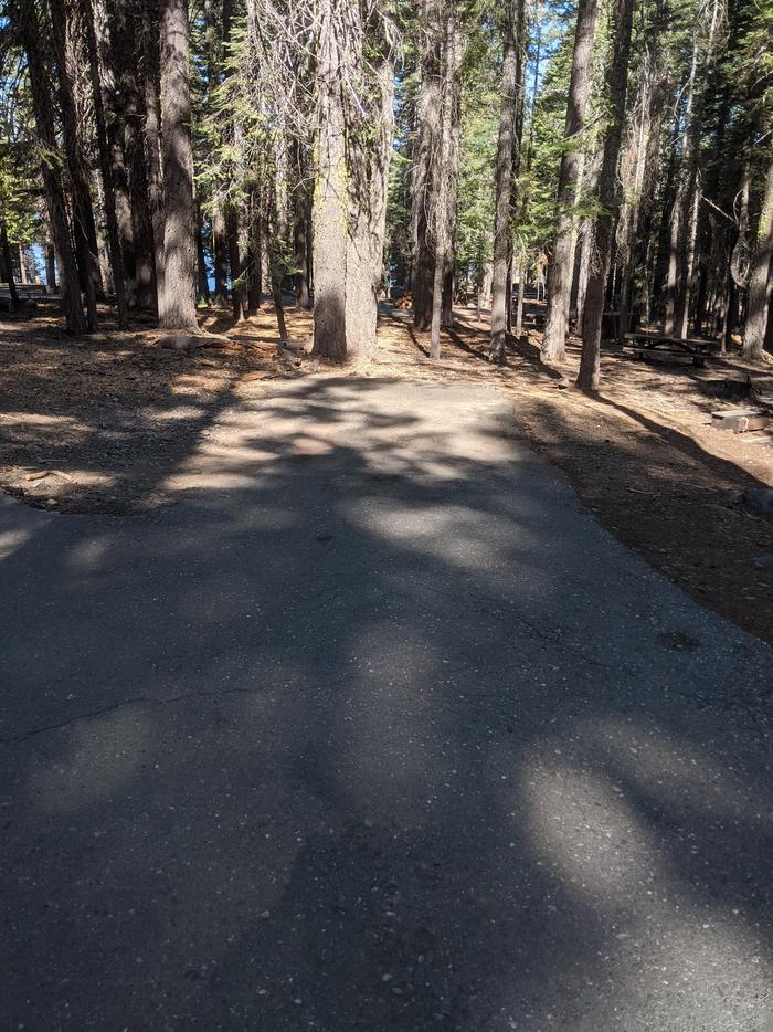 Little Beaver Site #1 Photo 1Site #1 parking spur