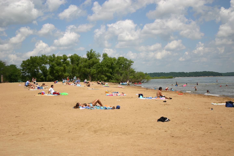 Bloomington Beach Bloomington Beach located in Bloomington East Park