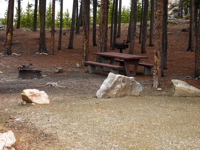 Circle Park CampgsiteCircle Park Campground