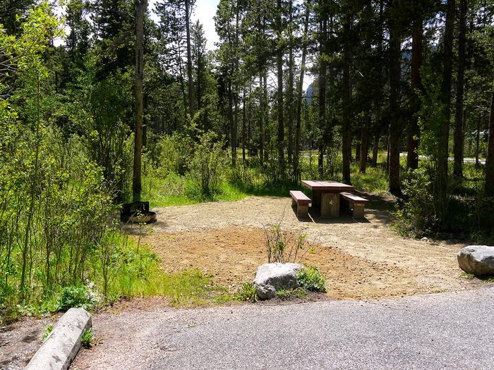 Greenough Lake Campsite 2Greenough Lake Campsite