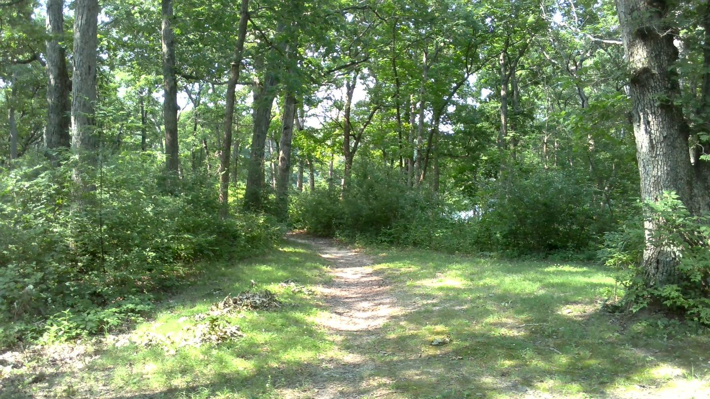 Site 20 Nearby Access to Lake