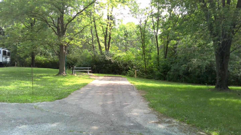 Site 25 Driveway