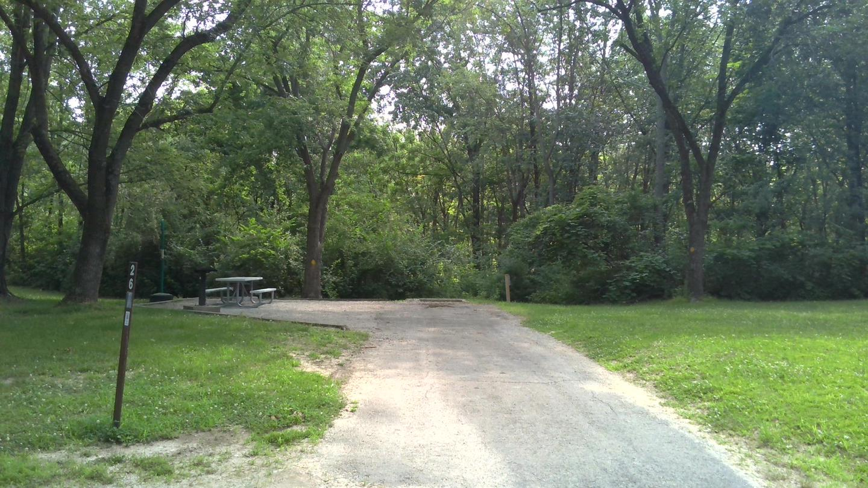 Site 26 Driveway