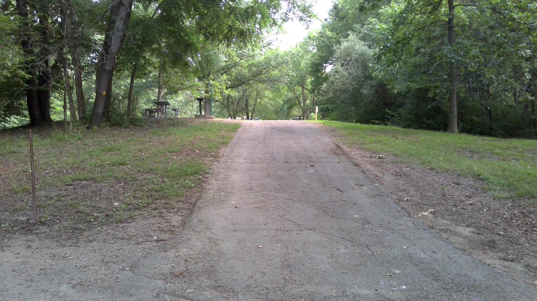 Site 30 Driveway