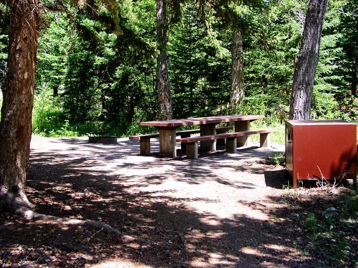 Rattin CampsiteRattin Campground