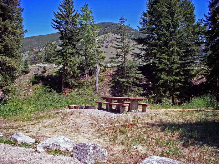 Sheridan Site 6Sheridan Campground