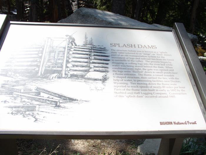 Splash Dams