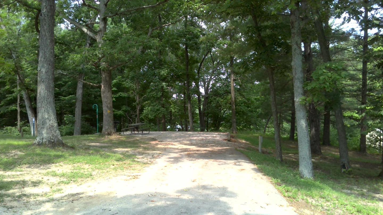 Site 33 Driveway