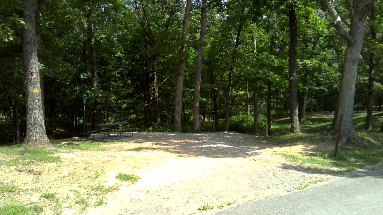 Site 34 Driveway