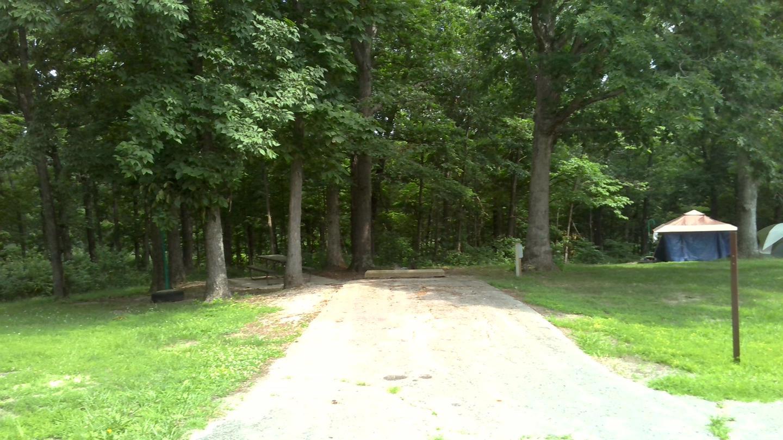 Site 37 Driveway