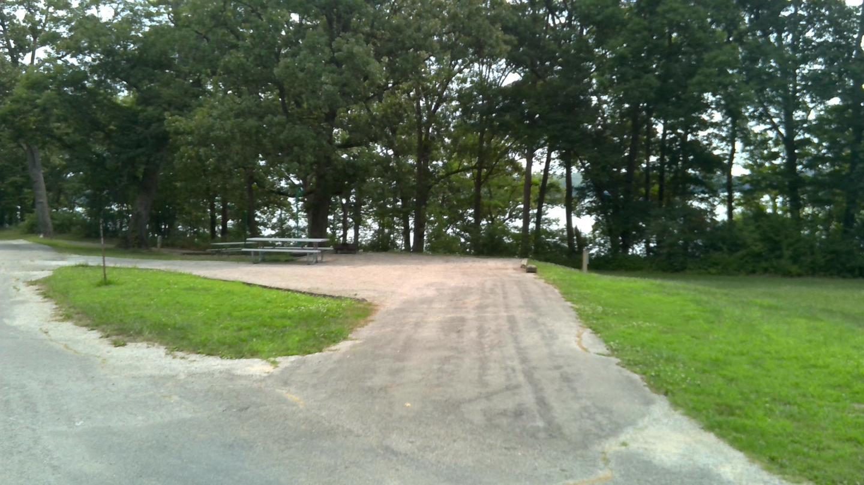 Site 48 Driveway