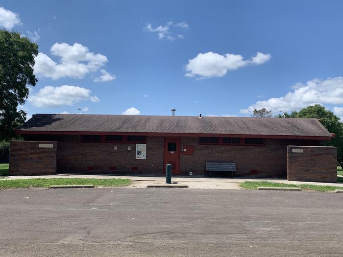 Shower Building located in Cedar Ridge Campground