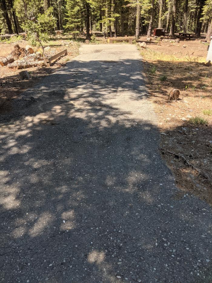 Little Beaver Site #46 Photo 3Site #46 parking spur