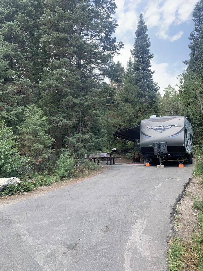 SPIKE CAMP. Area B - 050