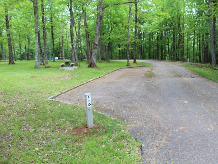 A Loop Site 12 - RV Non Electric