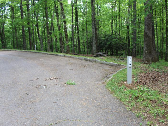 A Loop Site 13 - RV Non Electric