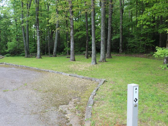 A Loop Site 1 - RV Non Electric
