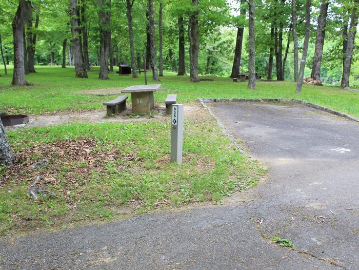 B Loop Site 38 - Standard Non Electric