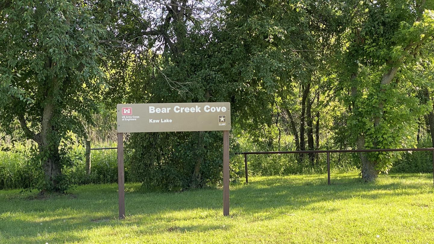 A photo of facility BEAR CREEK COVE with No Amenities Shown