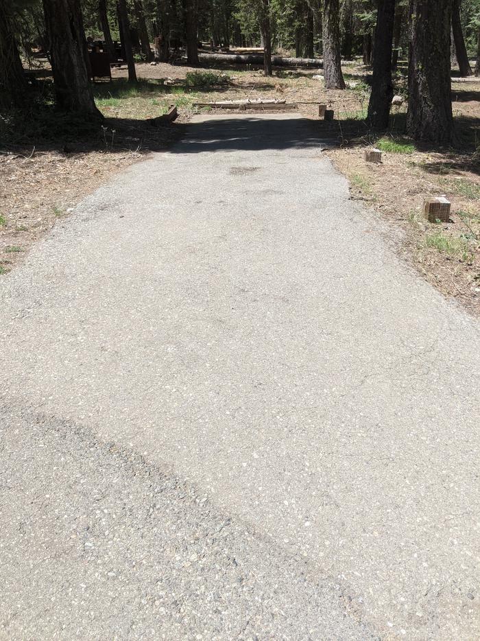 Little Beaver Site #55 Photo 1Site #55 parking spur