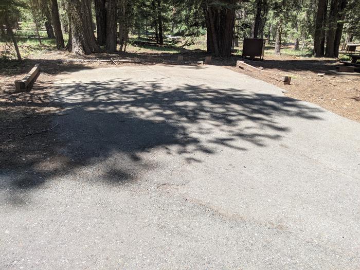 Little Beaver Site #57 Photo 1Site #57 double parking spur
