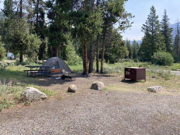 Pebble Creek site 1Pebble Creek site #1