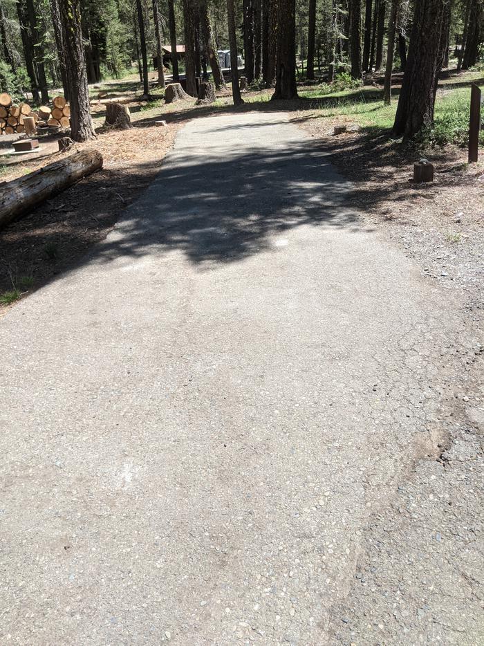 Little Beaver Site #62 Photo 1Site #62 parking spur