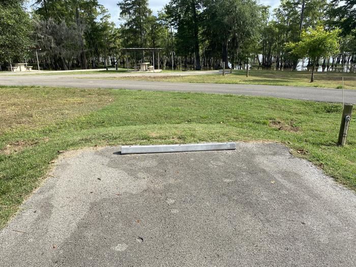 A photo of Site 16 of Loop MAGNOLIA RIDGE  at MAGNOLIA RIDGE with No Amenities Shown