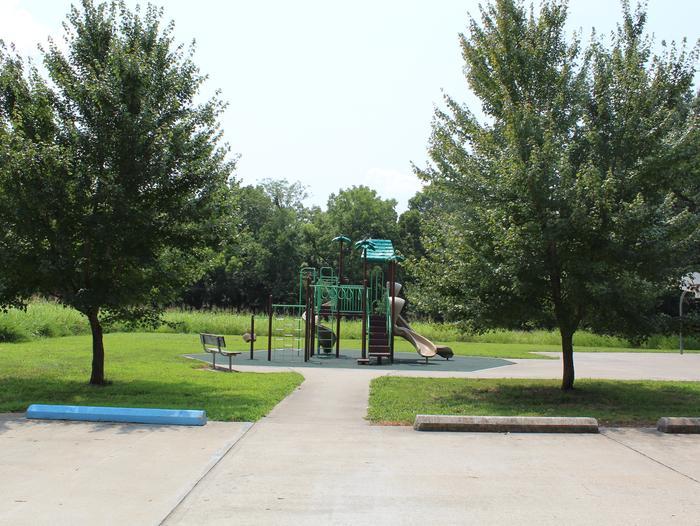CRABTREE COVE playground and basketball courtCrabtree Cove playground and basketball court