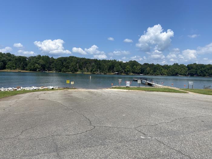A photo of facility SPRINGFIELD with Boat Ramp