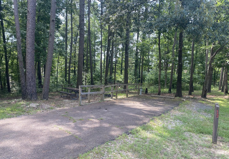 Blue Ridge Site 13