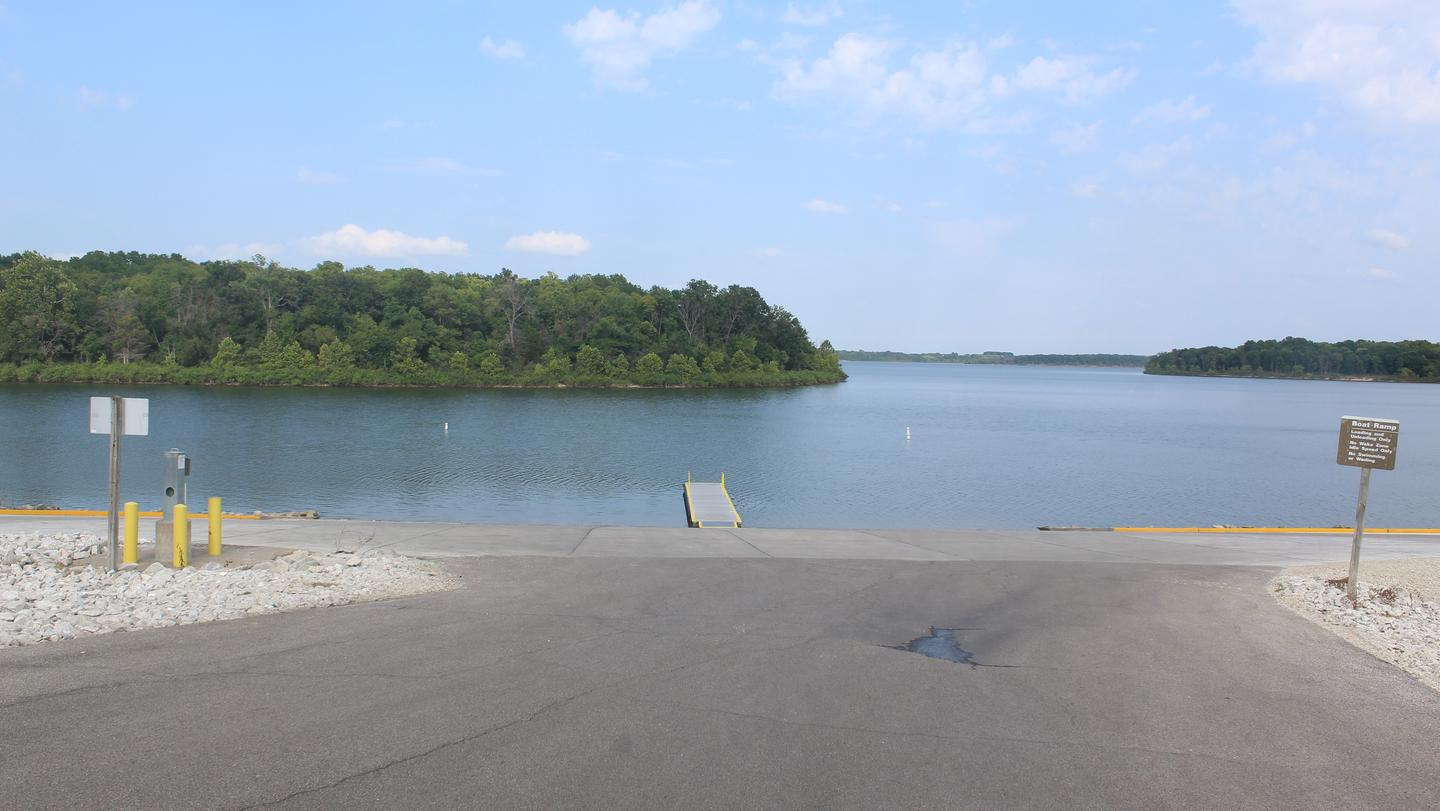 Boat RampStockton Boat Ramp -- open year round to the public, day use fees apply 1 March - 30 November