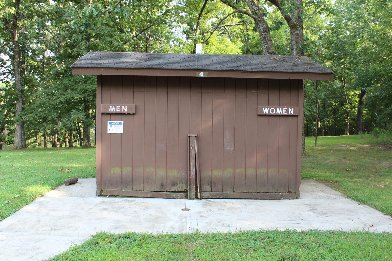 Stockton Group Use Area Flush Toilet