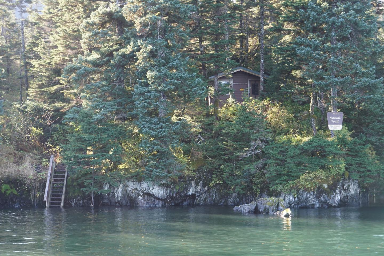 Cabin High TideCabin at High Tide
