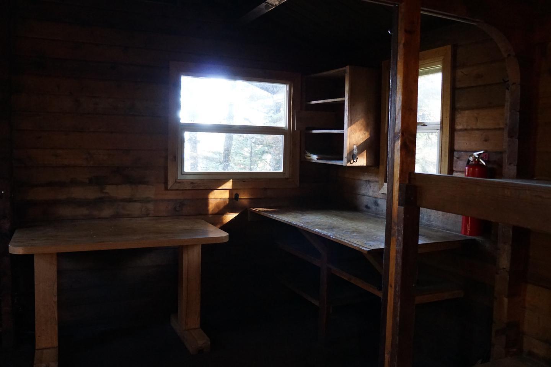 Cabin KitchenKitchen