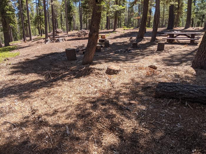 Wyandotte Site #18 Photo 3Alternate view of site #18