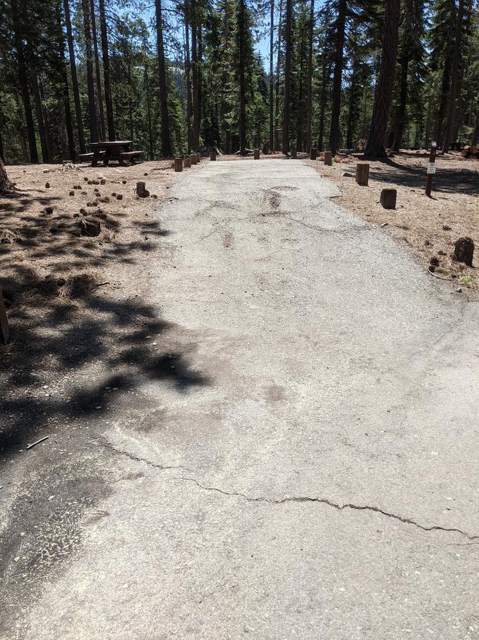 Wyandotte Site #22 Photo 1Site #22 parking spur