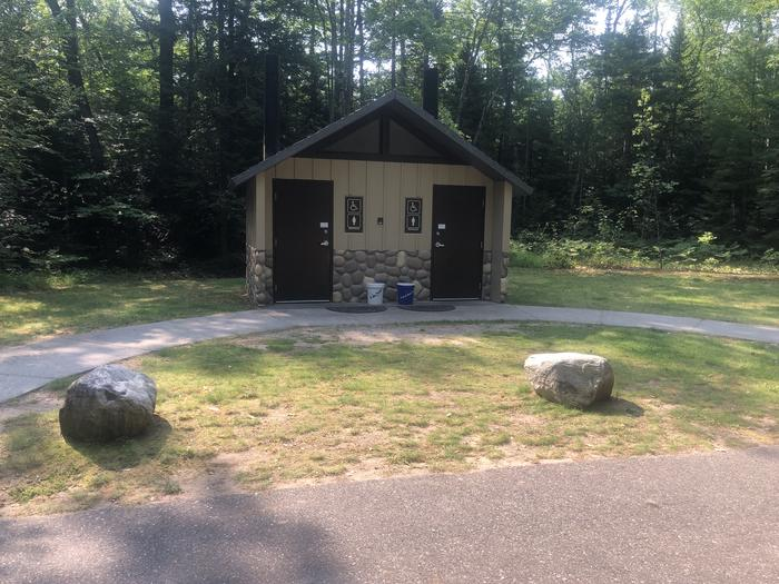 A photo of facility BAY VIEW Bathroom