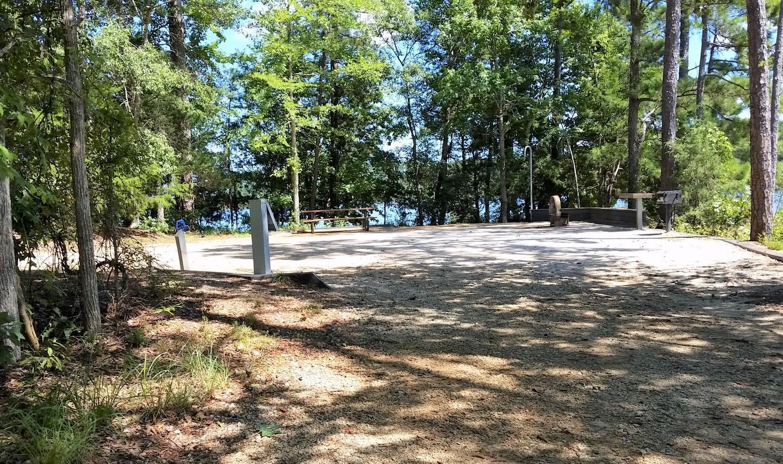 Site 16 Camping Pad