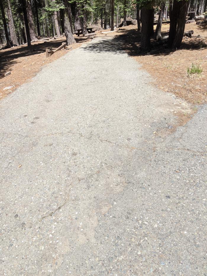 Wyandotte Site #27 Photo 1Site #27 parking spur