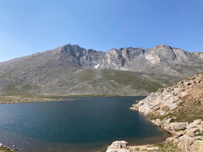 Summit Lake areaSummit Lake Park