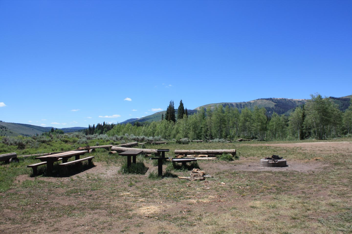 Lake Canyon Campground  -   Rolfson Group Site  CLake Canyon Campground  - Rolfson Group Site  C