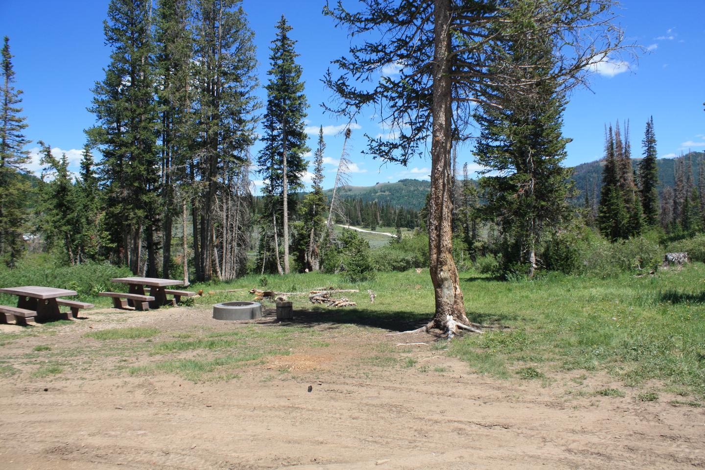 Lake Canyon Campground   - Site 24Lake Canyon Campground - Site 24
