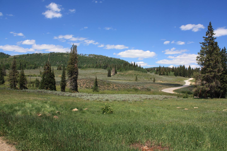 Lake Canyon   Campground - Site 18Lake Canyon Campground - Site 18