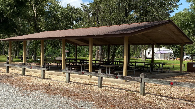 Hales Group Picnic Shelter