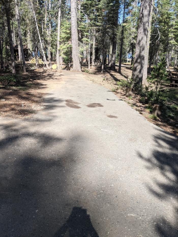 Little Beaver Site #7 Photo 1Site #7 parking spur