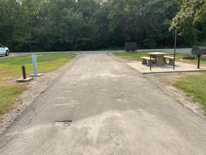 A photo of Site 04 of Loop CCRE at CANNING CREEK with Picnic Table, Electricity Hookup, Fire Pit, Waterfront, Water Hookup