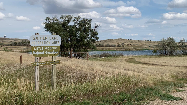 Sather Lake Recreation Area